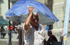 Calor bate récord en Oaxaca con más de 42 grados