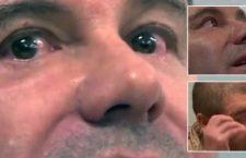 """La DEA difunde un VIDEO inédito de """"El Chapo"""" cuando lo extraditan a EU; sugiere que se fue llorando"""