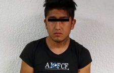 La Fiscalía del Edomex detiene a un sujeto que habría violado a una mesera dentro de un baño