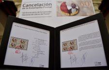 Cancelan timbre postal por 60 aniversario de Conaliteg