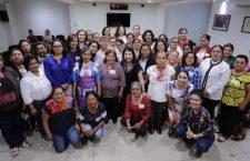 Se realiza primer Encuentro de Síndicas Municipales en Oaxaca