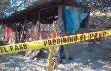 Encuentran cadáver putrefacto con impactos de arma de fuego en Putla