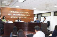 TEEO da palo a acuerdo del IEEPCO y cancela registrocomo partido local a Nueva Alianza