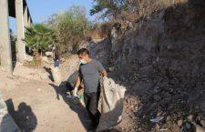 Recicladores, ciudadanos y personal de ayuntamiento realizan tequio en el CITRESO