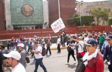 CNTE critica memorándum contra reforma educativa