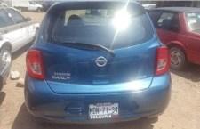 Denuncia el robo de su vehículo; se encontraba estacionado en un fraccionamiento