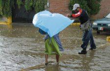 Lluvias podrían incrementar en intensidad: Conagua