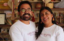 Mujer mixteca acudirá al intercambio profesional más importante de EEUU