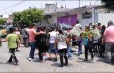 Despiden a Nadia en Tehuacán, la niña que murió tras ser atacada por un perro pitbull (VIDEO)