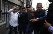 Hay más cómplices de sujeto detenido tras #balacera en #Cuernavaca: testigos oculares