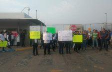Exigen seguridad en Cefereso de Miahuatlán ante amenazas