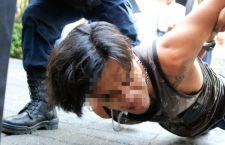 FOTOGALERÍA: Margarito Pérez Retana, de Cuartoscuro, capta al asesino en el momento preciso