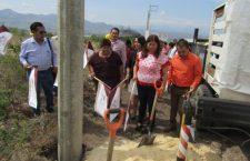 La colonia Fidepal Lázaro Cárdenas se beneficiará con ampliación de red eléctrica