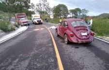 Causó supuestamente la muerte de un motociclista; fue asegurada cuando huía en su camioneta   Informativo 6y7