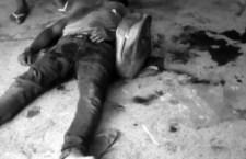 De cinco disparos, asesinan a otro hombre en el centro de Putla   Informativo 6y7