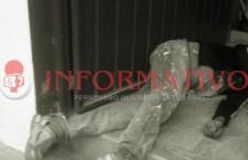 Hombres a bordo de moto matan a ayudante de albañil en San Juan Lagunas, Putla   Informativo 6y7