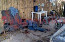 [Galería] A bordo de vehículos matan a dos hombres en Huajuapan; otro menor resultó lesionado | Informativo 6y7