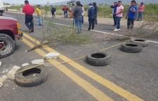 Istmo de Tehuantepec, donde AMLO creará el Corredor Interoceánico, llega el a 100 bloqueos carreteros