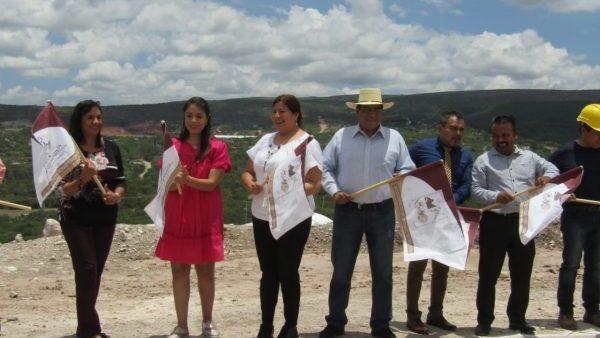Presidenta Juanita Cruz, encabezó ampliación de la celda número tres en el CITRESO