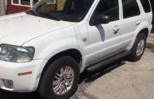 Aseguran a hombre por conducir camioneta robada| Informativo 6 y 7