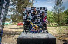 Destaca huajuapeño en competencia ciclista de montaña Super Enduro Sureste