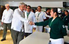 Confirman visita de AMLO al Istmo, evaluará hospitales