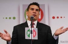 'Alito'  asume como líder nacional del PRI