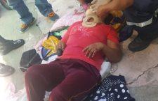 Cae al vacío mientras tendía la ropa en Tlaxiaco | Informativo 6 y 7