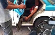Mujer resulta con traumatismo por accidente automovilístico | Informativo 6 y 7