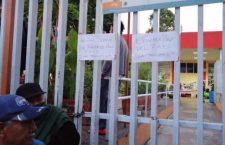 Paran actividades en centros médicos de SSO