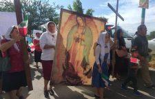 Congreso de #Oaxaca convertido en centro religioso vs el #aborto