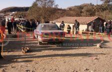 Excomandante de policía en San Martin Peras fue aprehendido por homicidio; con otros, mató a suplente de agente