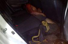 Pobladores de Xanica torturaron a elemento de la AEI, y obligan a trabajadores del IEEPCO a trasladarlo ya muerto al hospital del IMSS