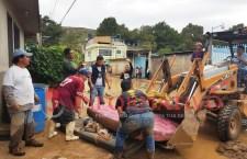 Emiten declaratoria de emergencia para cinco municipios de la Mixteca