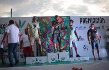 Oaxaqueños ganan medallas en Juegos Nacionales de Surfing 2019