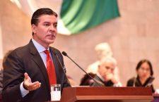 Va PRI a la Mesa Directiva del Congreso, se perfila Jorge Villacaña como presidente
