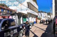 Violenta incursión al negocio de regidor en Tlaxiaco deja dos muertos