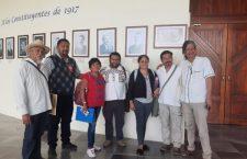 Aprueban creación constitucional de la Universidad Comunal de Oaxaca