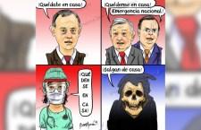 #COLUMNA de María de los Ángeles Nivón/ @Gelosnivon ||  A ¡cerrar filas!, entramos en emergencia sanitaria por #Covid-19, aunque… ¡#AMLO no se está quieto!