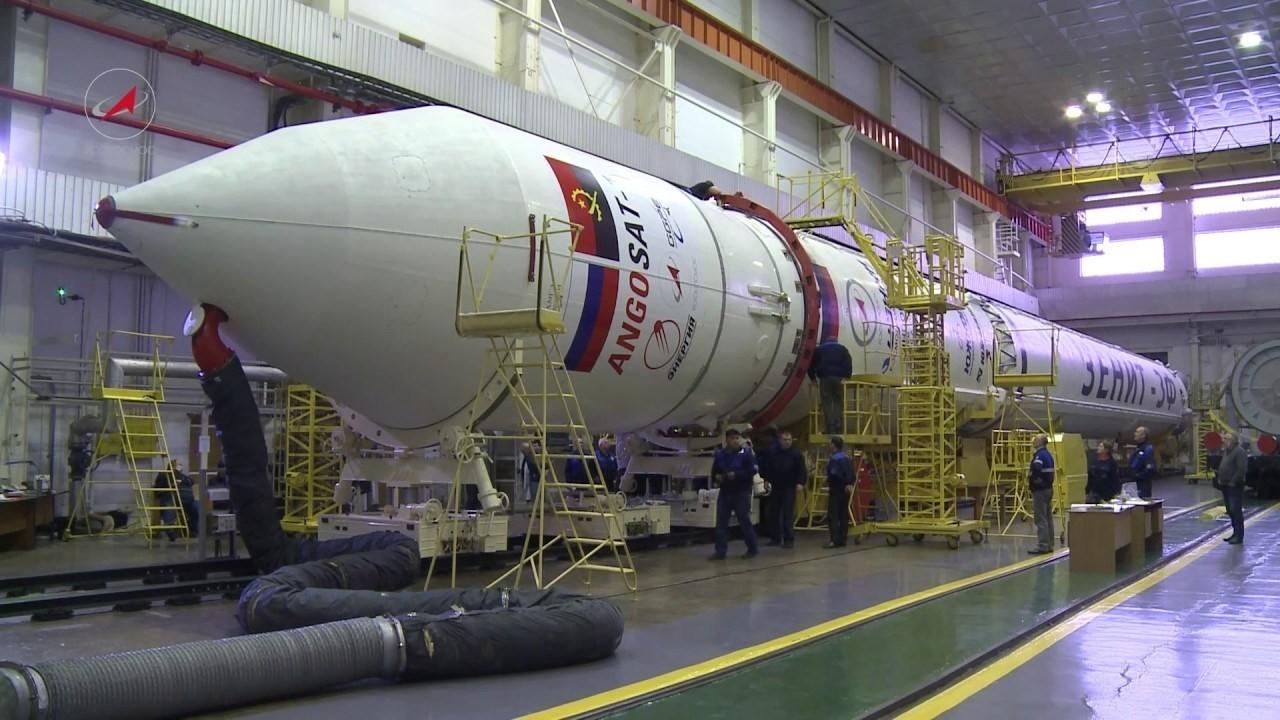 João Lourenço aprova a construção do ANGOSAT-3