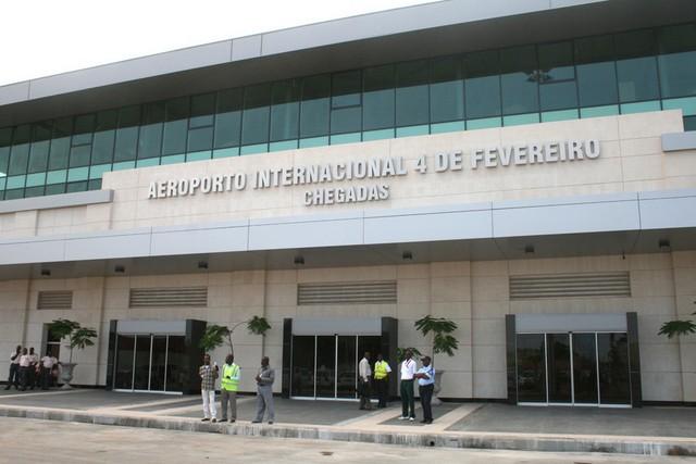 Remodelação do Aeroporto 4 de Fevereiro orçado em 300 milhões de dólares