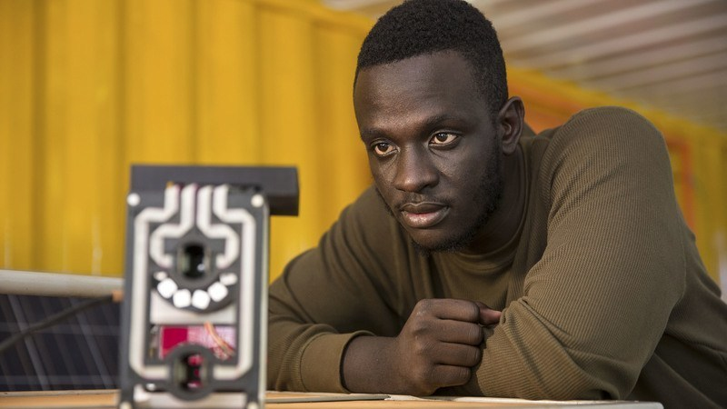 Brian Gitta: o inventor do dispositivo de teste de malária sem sangue