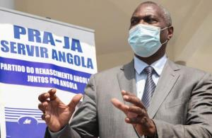 Advogados PRA-JA Servir Angola