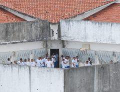 Agentes penitenciários agem rápido e controlam motim no pavilhão 5 de Alcaçuz