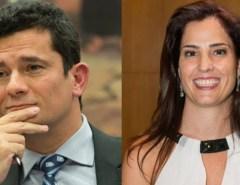 Moro e Gabriela Hardt disponibilizaram celulares para perícia da PF