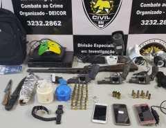 Macaíba: Quatro suspeitos morrem após tiroteio com policiais civis na Grande Natal