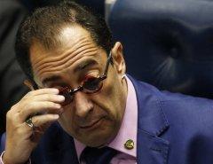 Jorge Kajuru é parlamentar mais processado do ano no STF