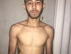 Individuo é detido acusado de uso de drogas no Belo Horizonte em Mossoró