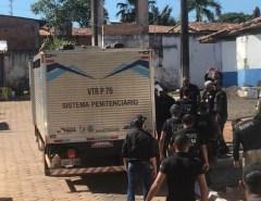 Presos de Altamira são mortos dentro de caminhão durante transferência para Belém; no momento dos crimes, 30 eram transportados