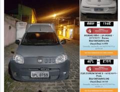 Polícia Militar recupera veículos roubados no bairro Potengi